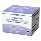 TheraNatal Lactation Complete Postnatal Vitamins – Lactation Supplements (91 Day Supply) For Sale