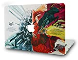 KEC MacBook Air 13 Inch Case Plastic Hard Shell Cover A1369 / A1466 (Bird)
