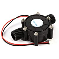 Zyyini Generador de turbina de Agua, 10W Micro