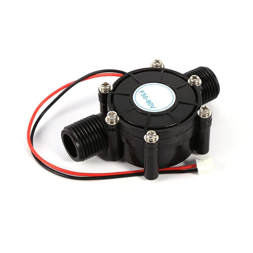 Micro Hydro-G/én/érateur 10W Generator De Turbine /À Eau 10W DIY Chargeur /Électrique Portable DC 5V//0~80V 5V