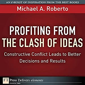 Profiting from the Clash of Ideas Audiobook