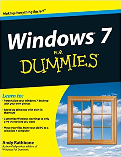 Windows 7 for Dummies (For Dummies (Computers))