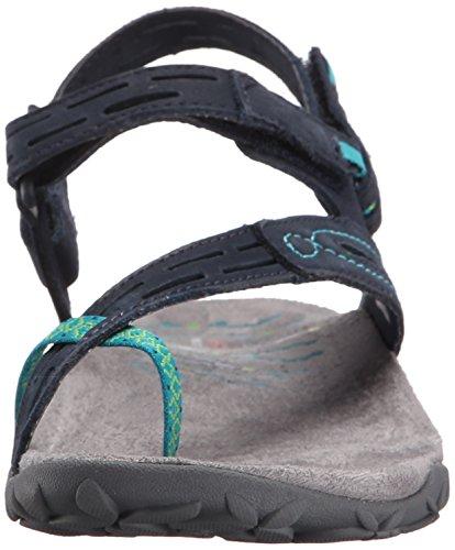 Merrell Kvinna Terran Konvertibla Ii Sandal Marinblå