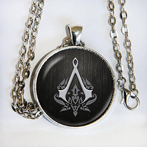 Comic Con Assassin's Creed Costume (Assassins Creed symbol pendant necklace)