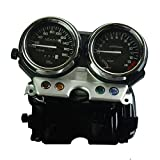 Speedometer Tachometer Odometer Speedo Meter Tacho Gauge Instrument For HONDA CB400 1992-1994 Black Motorcycle Srteet Bike