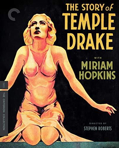 The Story of Temple Drake (The Criterion Collection) [Blu-ray]