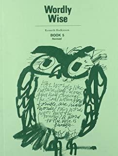 Wordly Wise: Book 5 (0838804357) | Amazon price tracker / tracking, Amazon price history charts, Amazon price watches, Amazon price drop alerts