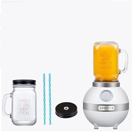GAOLI Exprimidor, Taza De Exprimidor Eléctrico, Mini Máquina De Alimentos del Hogar, Licuadora