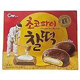 Cwfood Chocopie Rice Cake 31g x 14 x 8