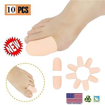 UK Supplier Toe Cushions Protective Gel Toe Tubes Pointe Shoe Gel Tips