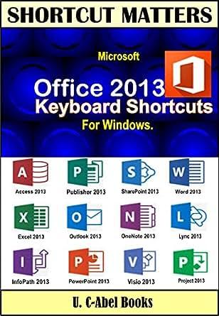 microsoft access keyboard shortcuts 2013