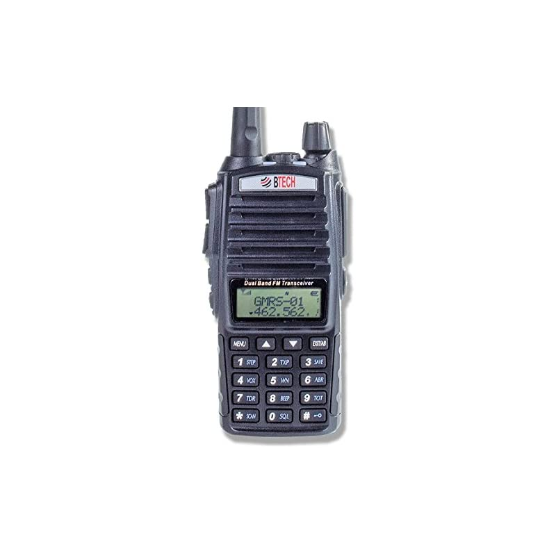 BTECH GMRS-V1 GMRS Two-Way Radio, GMRS R