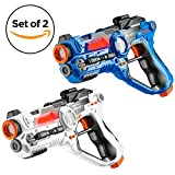 Toydaloo Set of 2 Infrared Laser Tag...