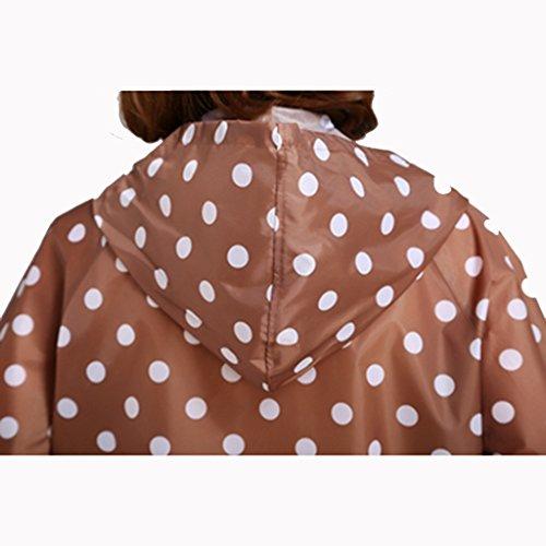 Long Voyage Et B Imperméable Portable Léger Adulte Manteau Mode couleur B Étudiant Mince Coupe La Multifonctionnel Raincoat À Rafting vent 40vFZqqx