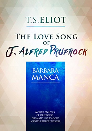ts eliot the lovesong of j alfred