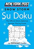 A winter wonderland of DIFFICULT su dokus for hours of brain-teasing fun!