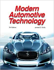 Modern Automotive Technology Bundle (Text and Shop Manual ...