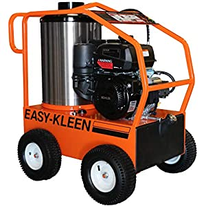 Easy-Kleen Professional 4000 PSI (Gas – Hot Water) Pressure Washer w/Electric Start