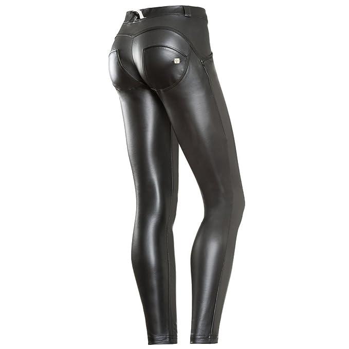 best website 98161 97198 Freddy Women Jeans/Skinny Jeans Pantalone Lungo Black L ...