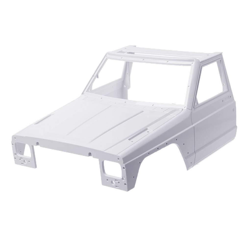 Zripool Hard Plastic Wheelbase Cherokee Body Car Shell 1//10 RC Crawler Axial SCX10 /& SCX10 II 90046 90047 Traxxas TRX4 Kit