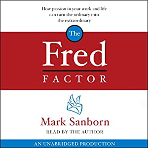 The Fred Factor Hörbuch