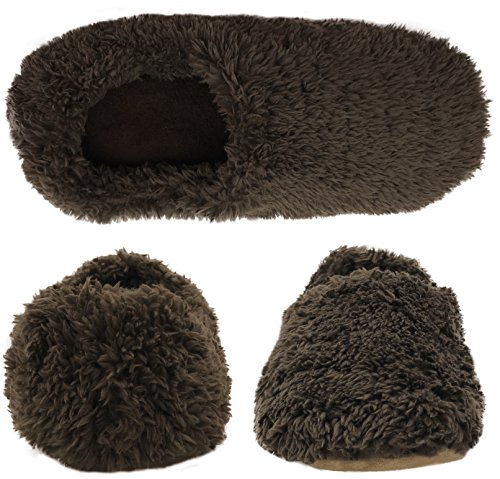 Indoor Winter Warm Women Womens Slipper Soft Shoes Grey Dark Booties Men Finoceans npq0OYw0