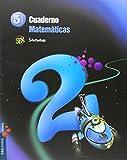 Cuaderno 2 de Matemáticas 5º Primaria (Superpixépolis)