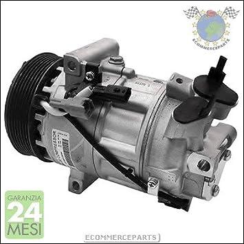 BCL compresor climatizador de aire acondicionado RENAULT CLIO IV gasolina Sidat: Amazon.es: Coche y moto