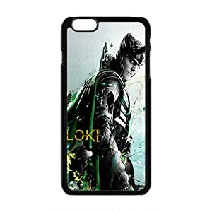 Loki Fashion High Quality Comstom Plastic case cover For iPhone 6 Plaus