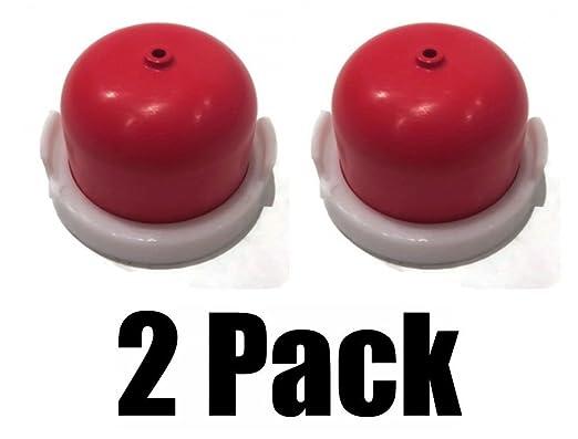 2) Bombillas de imprimación para cortacésped Briggs & Stratton ...