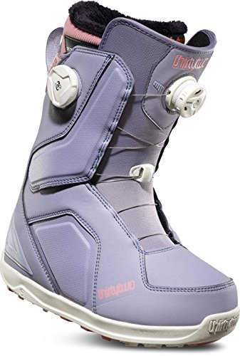 thirtytwo Women's Binary Boa'18 Snowboard Boots, Size 10, Lavender