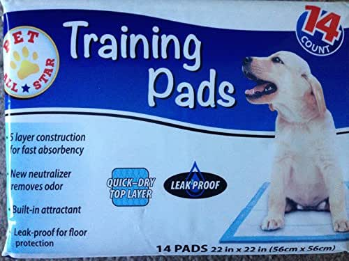 Dog Training Supplies: Pet All Star Training Pads