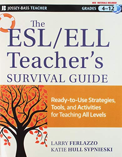 Pdf Teaching The ESL / ELL Teacher's Survival Guide: Ready-to-Use Strategies, Tools, and Activities for Teaching English Language Learners of All Levels