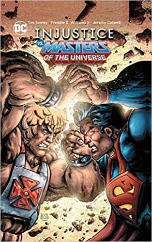Injustice vs. Masters of the Universe: Amazon.es: Tim Seeley ...