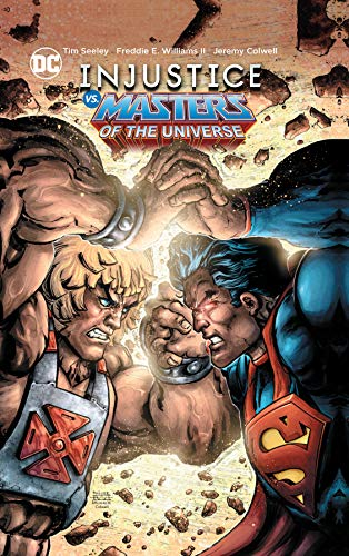Injustice vs. Masters of the - Alien Universe