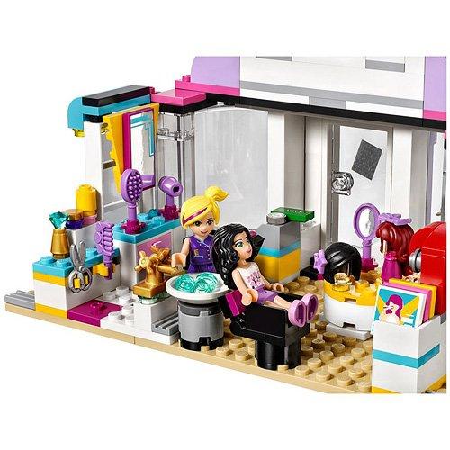 LEGO Friends - 41093 - Jeu De Construction - Le Salon De Coiffure ...