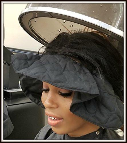 Hair Dryer Heat Shield Black