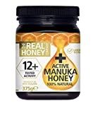 The Real Honey Company Total Activity Manuka Honey 12+ 375g
