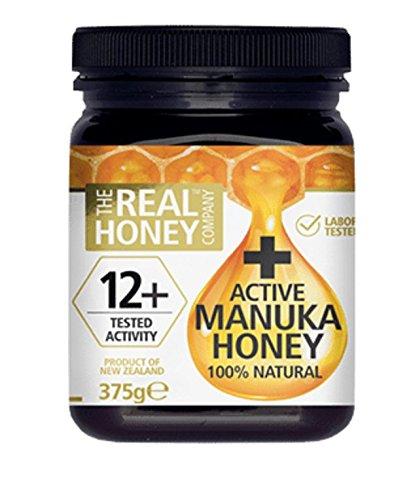 The Real Honey Company Total Activity Manuka Honey 12+ 375g by the real honey company