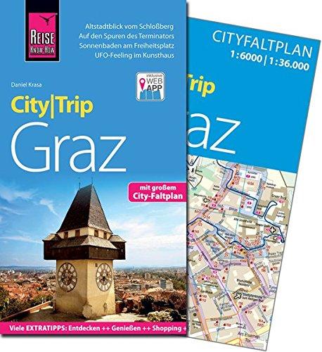 Reise Know-How CityTrip Graz: Reiseführer mit herausnehmbarem Faltplan und kostenloser Web-App