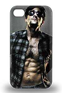 Premium Iphone 4/4s 3D PC Case Protective Skin High Quality For Adrien Brody American Male The Amazine Adrien Mountain King The Pianist ( Custom Picture iPhone 6, iPhone 6 PLUS, iPhone 5, iPhone 5S, iPhone 5C, iPhone 4, iPhone 4S,Galaxy S6,Galaxy S5,Galaxy S4,Galaxy S3,Note 3,iPad Mini-Mini 2,iPad Air )