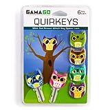 Quirkeys Owls Keycaps (By GAMAGO)