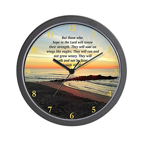 CafePress - Isaiah 40:31 - Unique Decorative 10