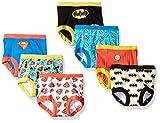 DC Comics Baby Boys' Toddler Superman, Batman and