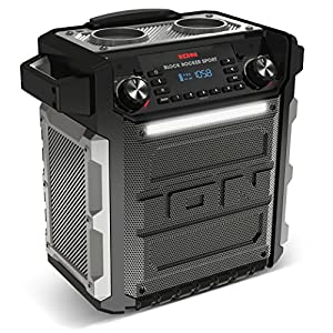 Ion Audio Pathfinder | High Power All-Weather Rechargeable Speaker by Ion Audio - MI