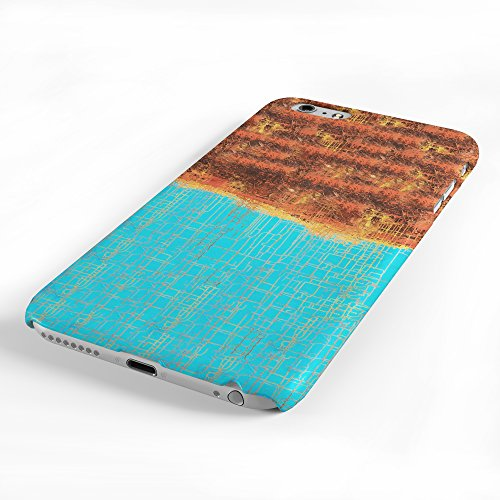 Koveru Back Cover Case for Apple iPhone 6 Plus - Brushes Pattern