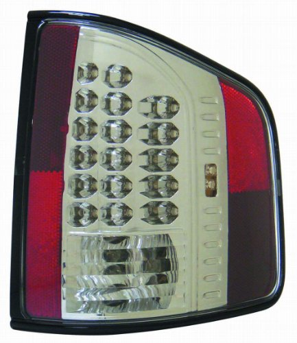 Depo M32-1901P-USV Chrome LED Tail Light