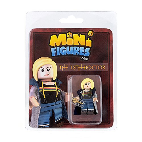 Custom Design Minifigure - The 13th Traveller - Collectable Toy Figurine For Kids, Men and Women | TV
