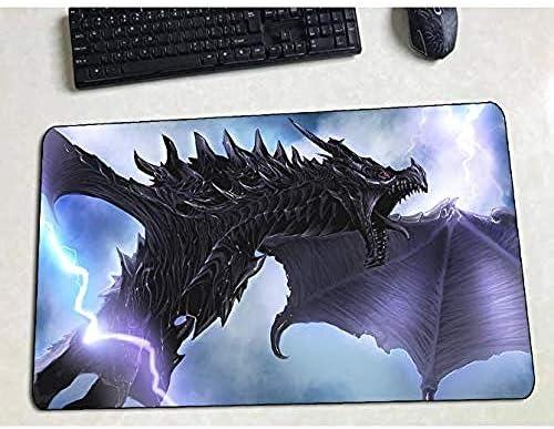 Alfombrilla Gamer 700X400X3Mm Gaming Alfombrilla de ratón Portátil ...