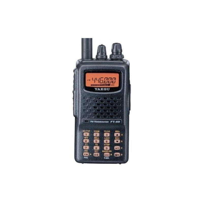Yaesu FT-60R Dual Band Handheld 5W VHF /